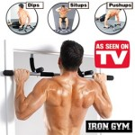 TV Shop iron gym (айрон жим) турник в дверной проем